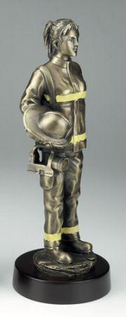 Brave Female Firefig Firefighter Apparel, Firefighter Family, Firefighter Paramedic, Firefighter Pictures, Firefighter Decor, Female Firefighter, Volunteer Firefighter, Firefighter Quotes, Fire Crafts