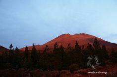 Atardecer en Pico Viejo #sunset #teide #tenerife #landscape #paisajes #hiking #hike #outdoors #senderismo