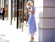 Opt for a Long Hemline. Don't get us wrong: We adore a good mini, but an elegant, long hemline can read more polished and expensive.