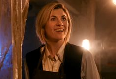 Doctor Who Spoiler News an exciting time when Jodie Whittaker has become the only female Doctor in the shows History Doctor Who 2005, New Doctor Who, 13th Doctor, Who 13, Dr Who, Rose And The Doctor, Best Sci Fi, Dalek, Two Men