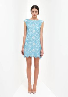 Dream dress once I hit goal. Collette Dinnigan Resort 2013 Runway - Collette Dinnigan Resort Collection - ELLE