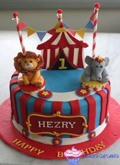 - Circus Cake