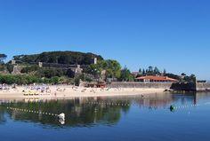 Praia da Ribeira, Baiona