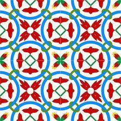 Portuguese tile 2 Azulejo Português 2