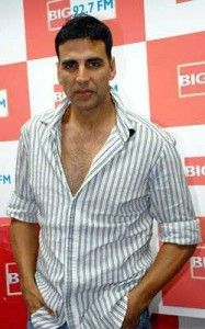 Akshay Kumar Bollywood Actor