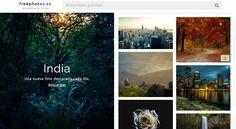 Hay muchos bancos de imágenes y proyectos personales donde podemos encontrar fotografías libres de derecho de autor,