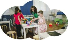 Creative Kindy is a new concept in pre-school children's activities. Based in Brisbane, Creative Kindy provides an early learning experience for pre-kindy