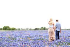 Texas Bluebonnet engagement session: http://www.stylemepretty.com/texas-weddings/navasota/2014/08/15/texas-bluebonnet-engagement-session/ | Photography: http://dvphotographyhouston.com/