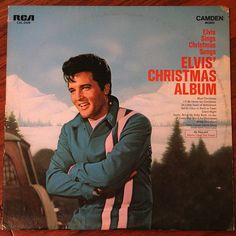 Play a little Elvis at Christmas