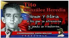 Tito González Heredia: Rendirse, ¡jamás!