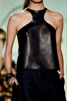 Dsquared² Spring 2015 Runway Pictures - StyleBistro