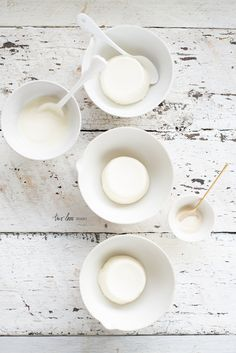 Honey Buttermilk Creams