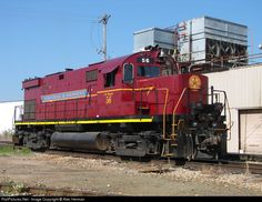 RailPictures.Net Photo: 56 Arkansas & Missouri Railroad Alco C420 at Springdale, Arkansas by Alec Herman