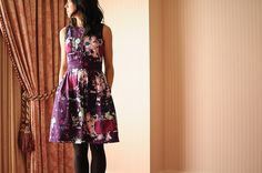 Simplicity 2215 by the workroom, via Flickr THAT JAY MCCARROL FABRIC THO