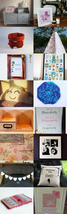 To make a house a home  by Toni Reeder on Etsy--Pinned with TreasuryPin.com #annehermine
