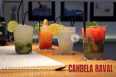 Cocktails   Restaurante La Candela Raval en Barcelona
