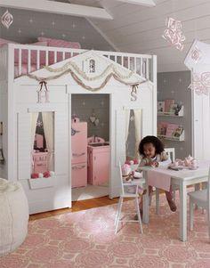 Casas Cama para Habitaciones Infantiles - Pintando una mamá | Pintando una mamá