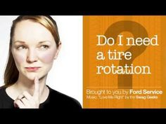This Tire Rotation video will explain the importance of having your tires rotated for improve tire life and overall performance of your vehicle.
