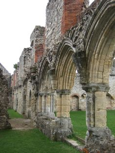 Netley Abbey, Netley, Hampshire