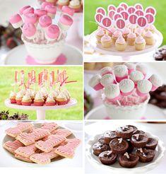 Decoración e ideas para fiesta de primer cumpleaños de niña