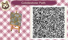 Broken Cobblestone - November Version For the same... - Animal crossing things and stuff.