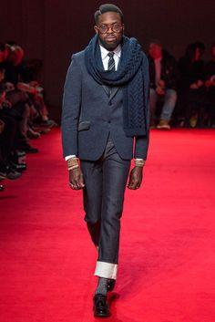 Junya Watanabe - Fall 2015 Menswear - Look 17 of 47