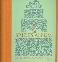 brides book organizer journal keepsake
