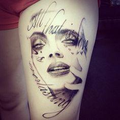 Tattoo by Trevor Friedrich