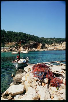 Puerto de Sant Miquel. Ibiza