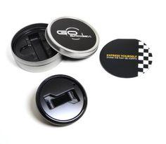 GoBadges MS001 Black Mounting Kit