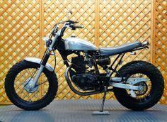 Yamaha TW200 nice