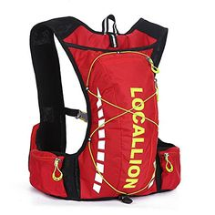 10L Professional Outdoor Cycling Bicycle Bike Backpack Packsack Running  Backpack Fishing Vest Bag Hydration Pack   67eca83204c