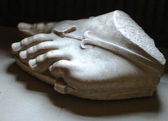 Roman Foot - Chatsworth