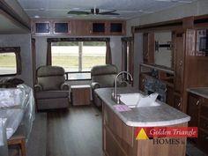 New 2017 Coachmen RV Catalina Destination Series 39RLTS Destination Trailer at GT Homes RV   Vidor, TX   #RV1-558-39RLTS
