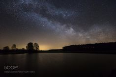 Skylight  Night sky over lower franconia / Nachthimmel über Unterfranken  Camera: Canon EOS 5D Mark III Lens: Zeiss Distagon T 2.8/21 ZE Focal Length: 21mm Shutter Speed: 25sec Aperture: f/2.8 ISO/Film: 2500  Image credit: http://ift.tt/29R0eFt Visit http://ift.tt/1qPHad3 and read how to see the #MilkyWay  #Galaxy #Stars #Nightscape #Astrophotography