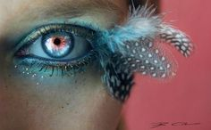 Eye Art - 23 Creative makeup PixieCold | Ufunk.net