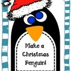 free==Christmas Penguin