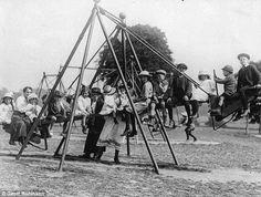 Juego de plaza peligrosos + yapa #playground