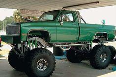Show Trucks - 1984 Chevy 3/4 ton longbed, 2003 GMC HD Sierra 2500 ...