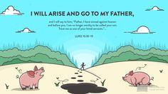 Luke 15:18 (RSV2CE) - Biblia.com
