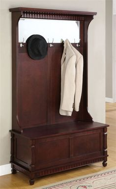 I think this would look good in my entryway across from my antique cabinet!