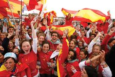 The 2011 World Youth Day brought 2 million pilgrims to Madrid, Spain. Be apart of those 2 million [XXXXX]