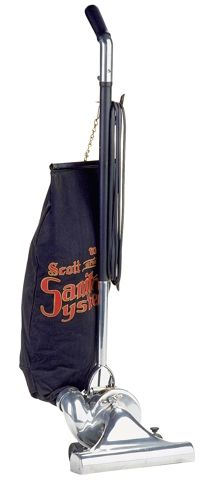 the kirby sanitronic vacuum series was produced from kirby home care