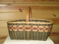 continuous weave baskets | Bountiful Market Basket