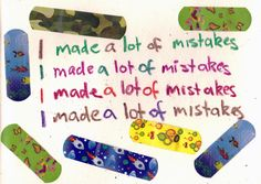 Sufjan Stevens - Chicago (song, no video, 6 minutes, no triggers that stuck out to me) [Image description - scattered children's bandaids around the border, center is multi-coloured crayon text. Im Losing My Mind, Lose My Mind, Losing Me, Trauma, Alluka Zoldyck, Was Ist Pinterest, Mood Boards, It Hurts, Self