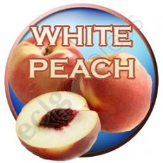 can't go wrong with white peach. Modeled after the juicy peaches ...