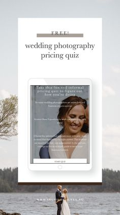 Take this fun and informal quiz about pricing in your wedding photography business. This will help you see where you're at and what you can improve. AND - you'll get a FREE workbook to help you move the needle further in your business. Wedding Photography Pricing, Photography Business, Photography Tips, Photography Aesthetic, Bride Groom Poses, Get Educated, Quiz, How To Pose, Wedding Planning Tips