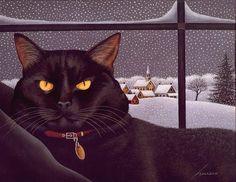 Lowell Herrero   Au Fil Des Pages ...: Les chats de Lowell Herrero
