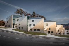 Completed in 2016 in Luxembourg, Luxembourg. Images by Steve Troes Fotodesign              . When it comes to housing, one of the main problems people are facing in most urban areas today, often places of constant growth and raising housing...