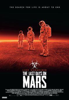 Mega Sized Movie Poster Image for Last Days on Mars
